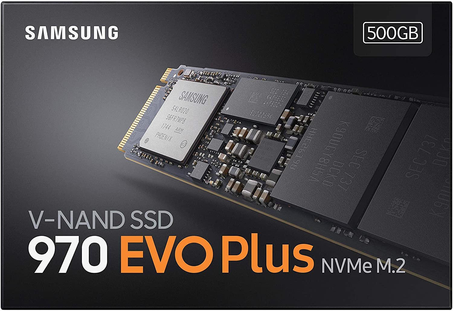 NVME Samsung 970evo Plus 500gb [+80€]